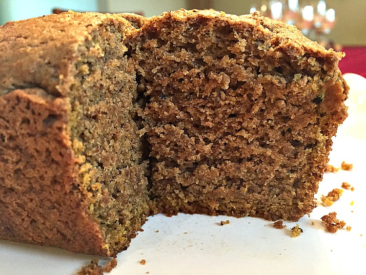 GF Pumpkin Bread by Whole Note image 2