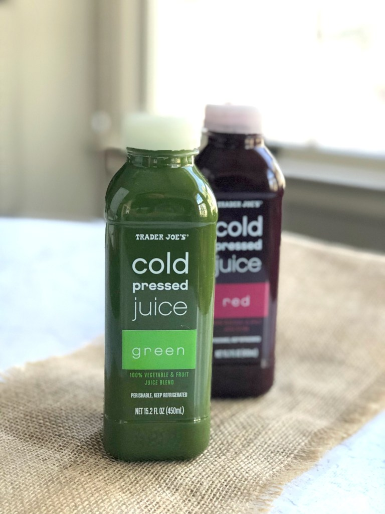 Trader Joe's Green Juices 1c