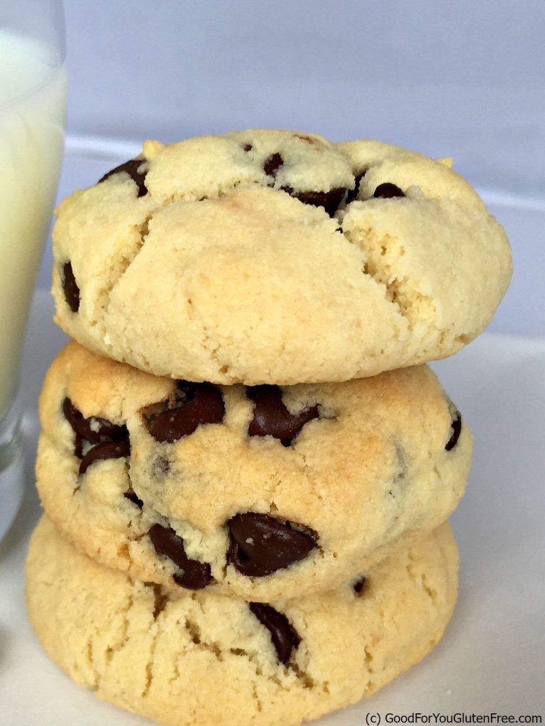GF Almond Flour CC Cookies 2
