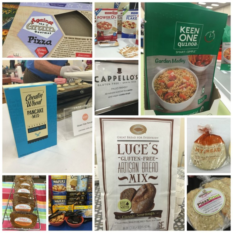 GF Food Fair collage