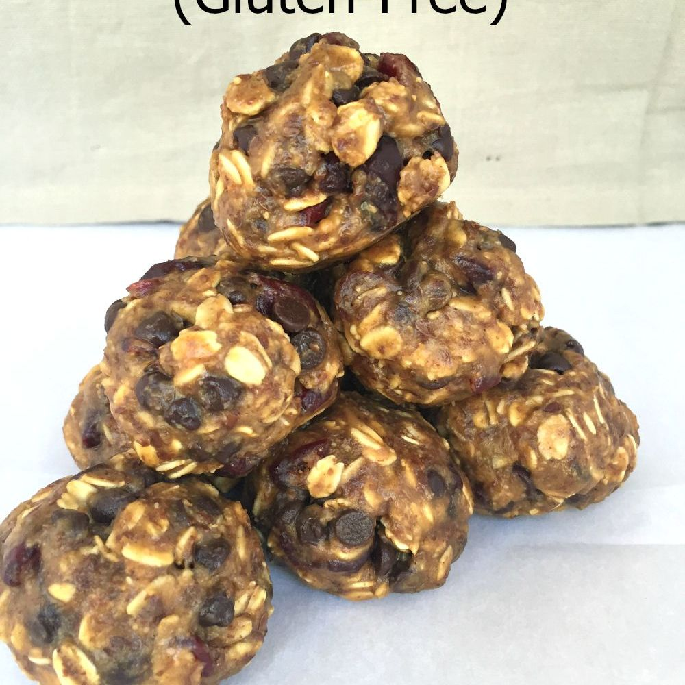 How to Make Gluten Free Protein Energy Bars – Recipe