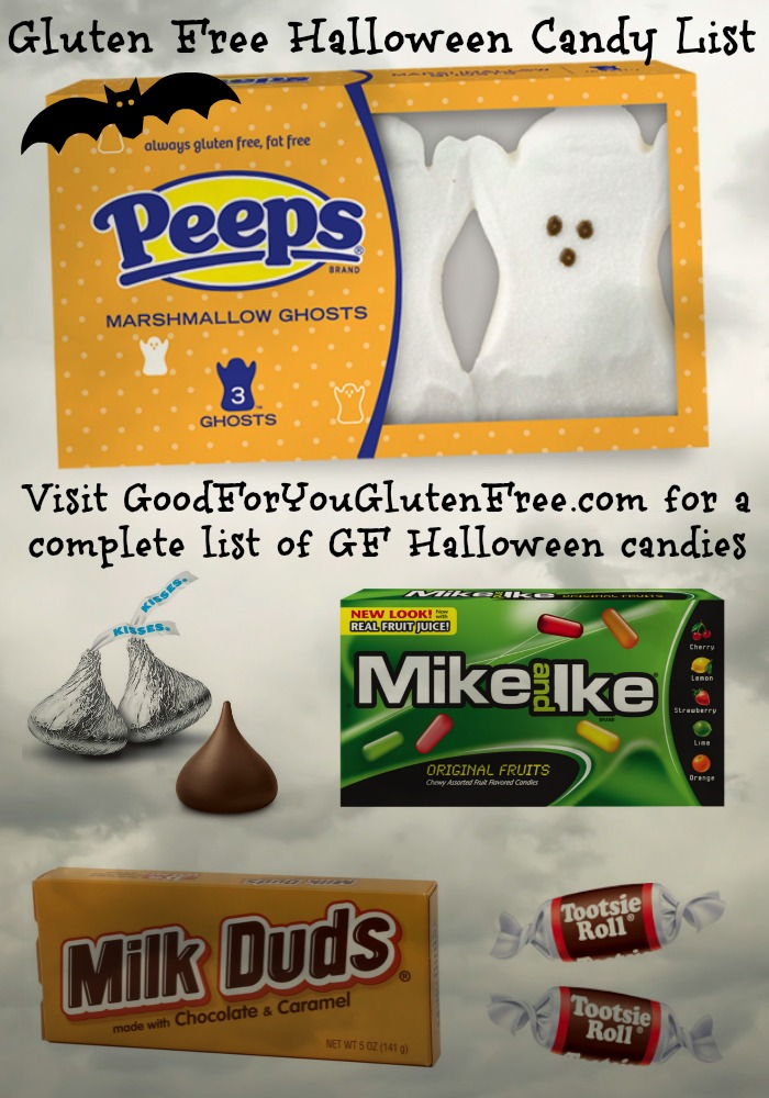 gf halloween candy list hersheys gluten free - What Halloween Candy Is Gluten Free