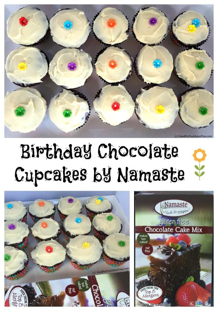 GF Namaste Cupcakes 5