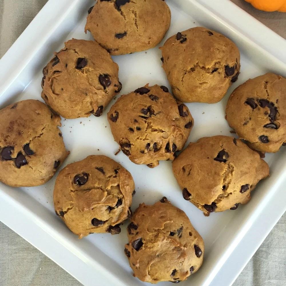 Gluten-Free Pumpkin Cookies – Yum!