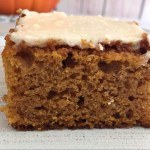 Gluten-Free Pumpkin Squares Recipe - Header