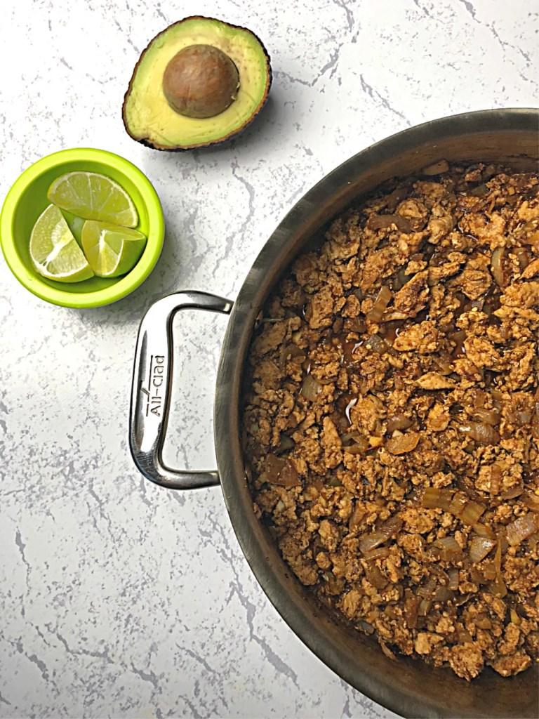 Gluten-Free Taco Meat 1