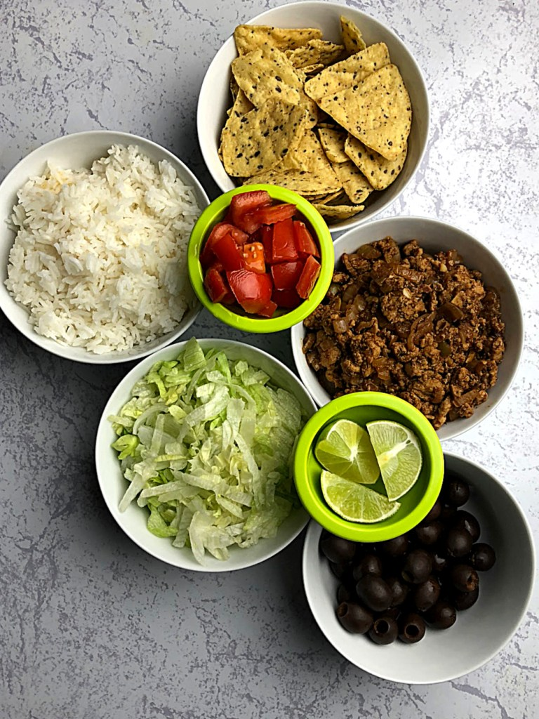 Gluten-Free Taco Topping Spread 2
