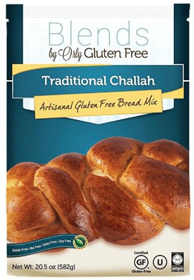 Gluten-Free challah box mix