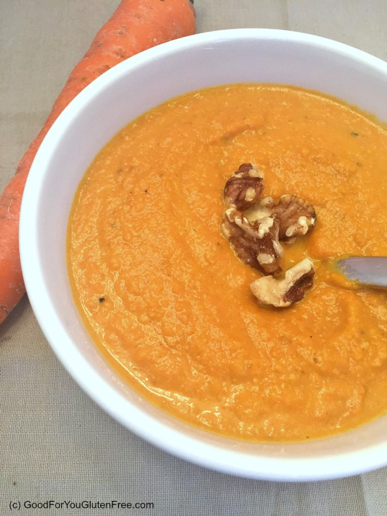Carrot Soup 1a