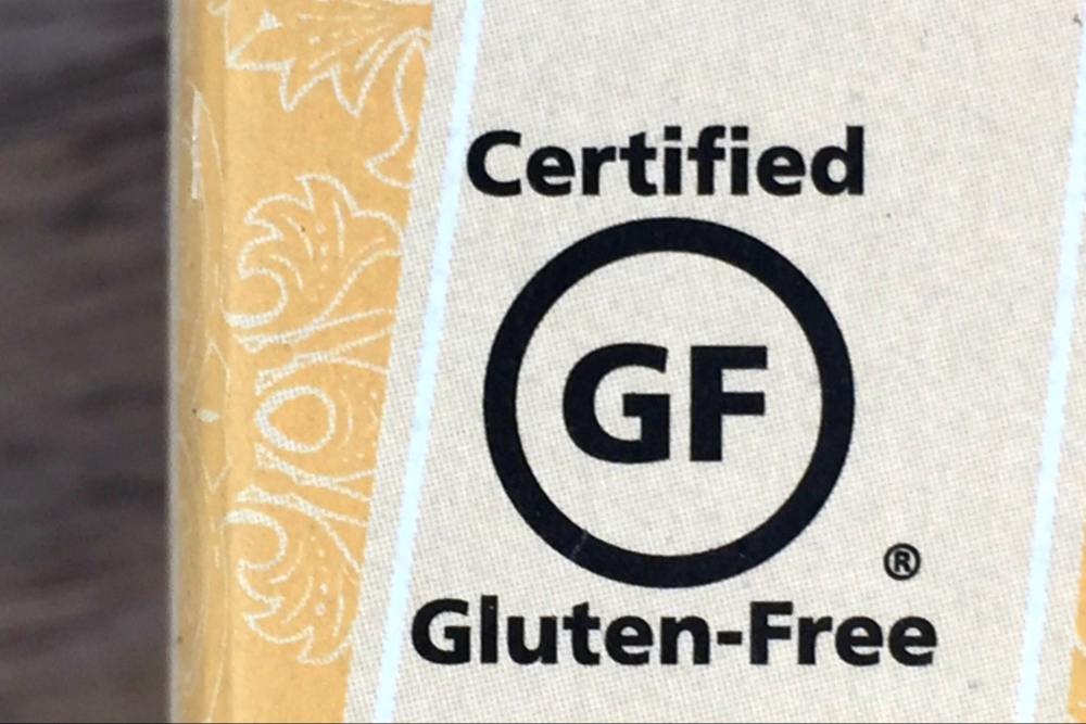 What Does Certified Gluten-Free Mean?