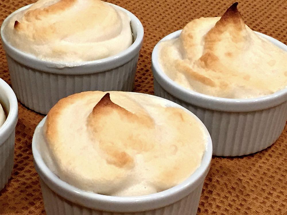 Pumpkin Pie Souffles 1
