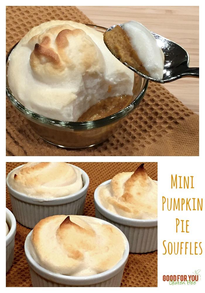Pumpkin Pie Souffles 4