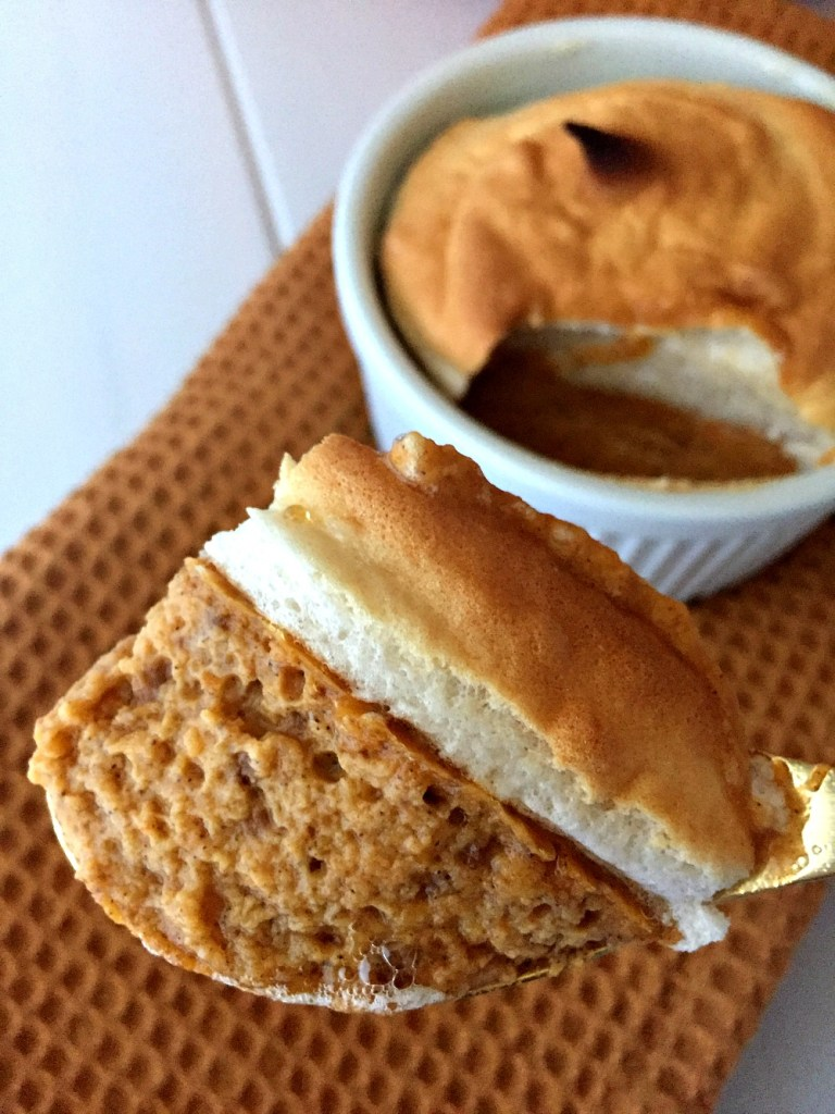 Pumpkin Pie Souffles - revised 3
