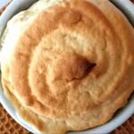 Pumpkin Pie Souffles - revised header
