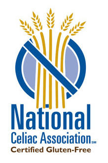 National Celiac Association Seal