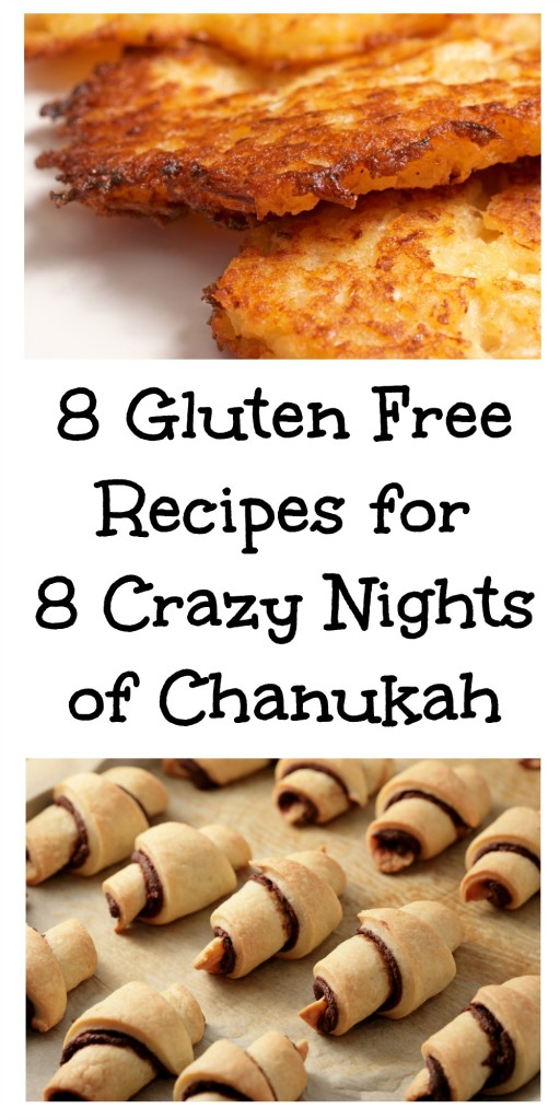 8 GF Chanukah Recipes
