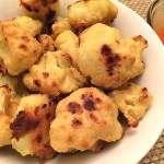 Cauliflower buffalo wings 1