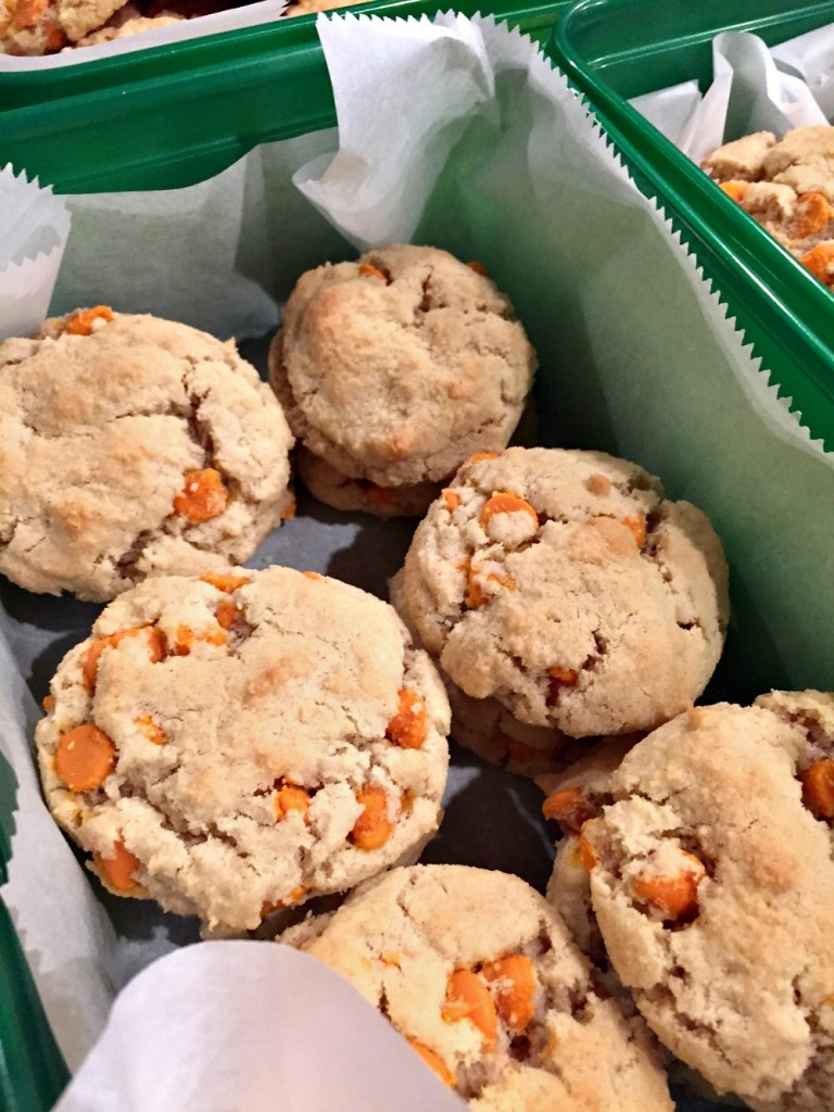 Cookie Swap Pumpkin Chip Cookie 5