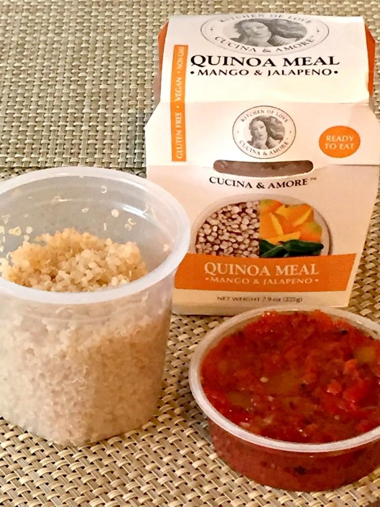 Quinoa Meals Cucina & Amore 2