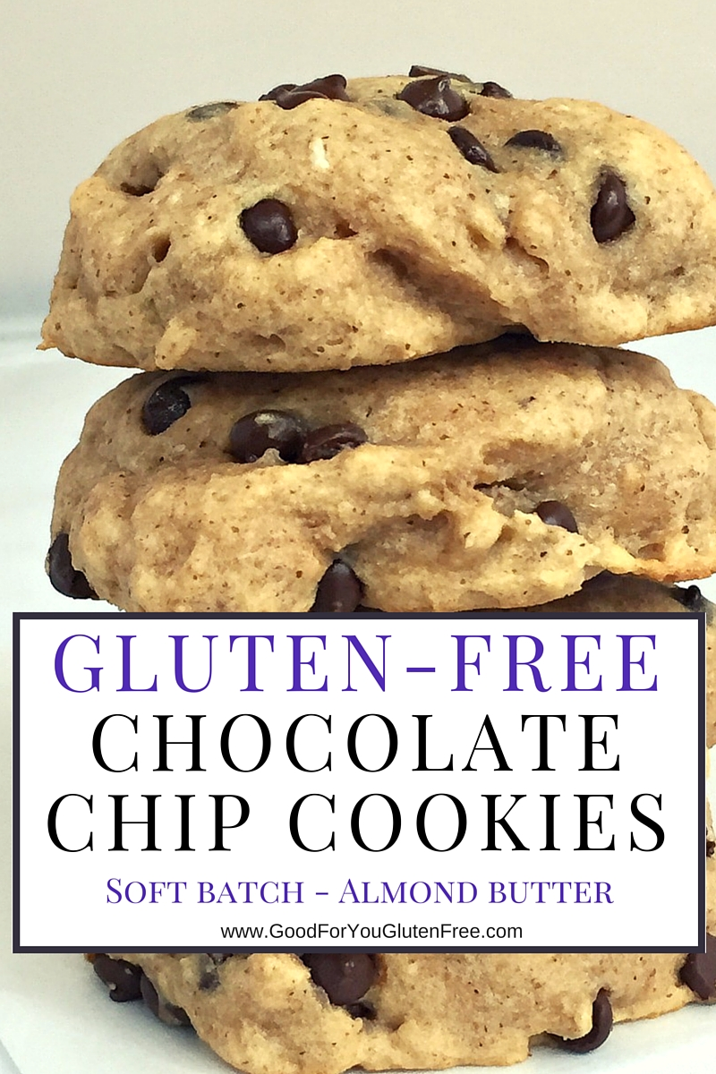 Enjoy Life Gluten Free Chocolate Chip Cookies