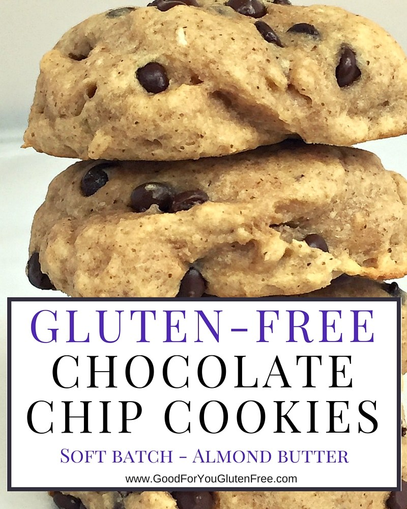 A Delicious Gluten-Free Chocolate Chip Cookie