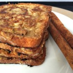 Gluten Free French Toast with Three Bakers Bread 1