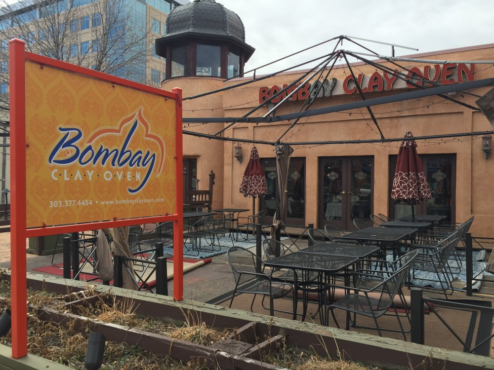 Thank you for the Gluten-Free Eats, Bombay Clay Oven
