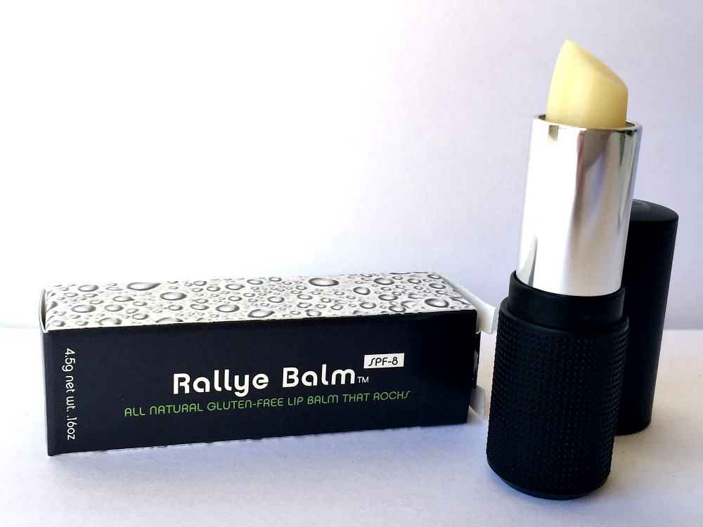 Rallye Gluten Free Lip Balm and Lipstick 3
