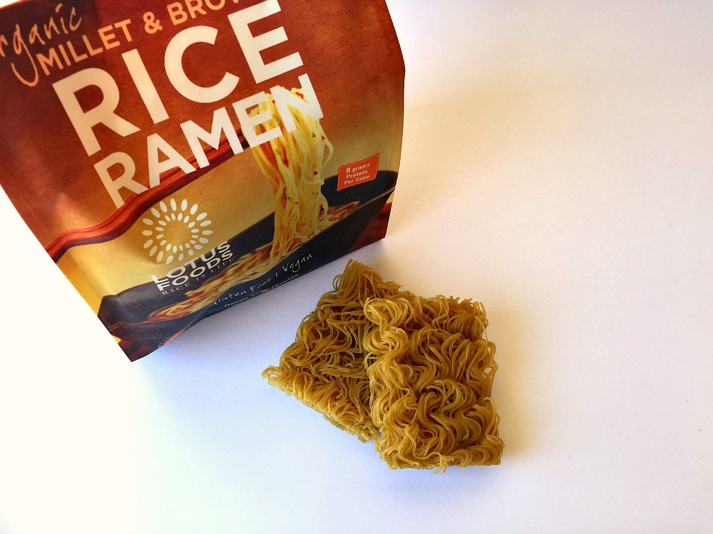 Try These Gluten-Free Ramen Noodles – So GOOD!
