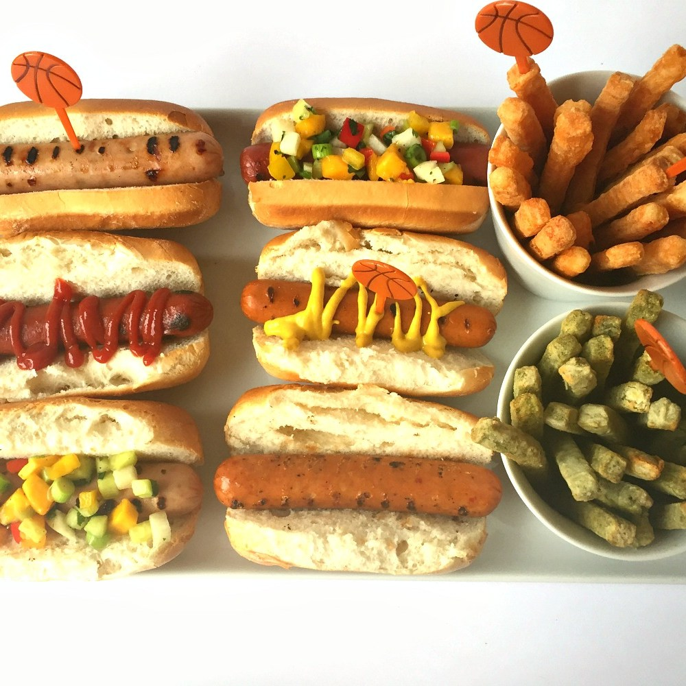 The March Madness Upset Special is True Story's Gluten-Free Hot Dogs and Sausages
