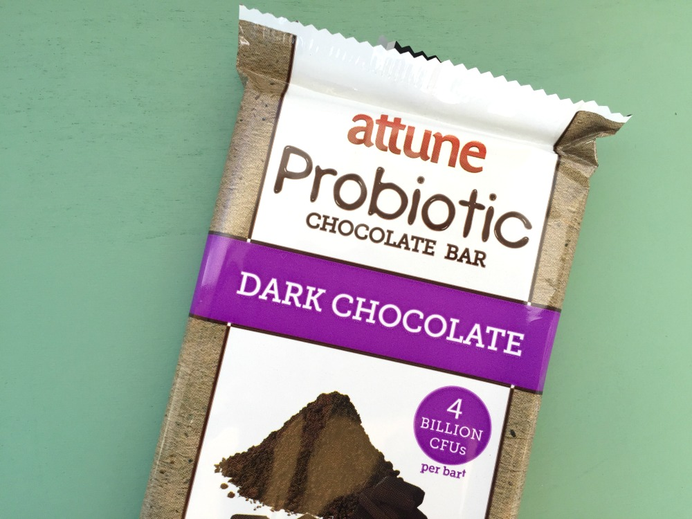 Attune Probiotic Chocolate