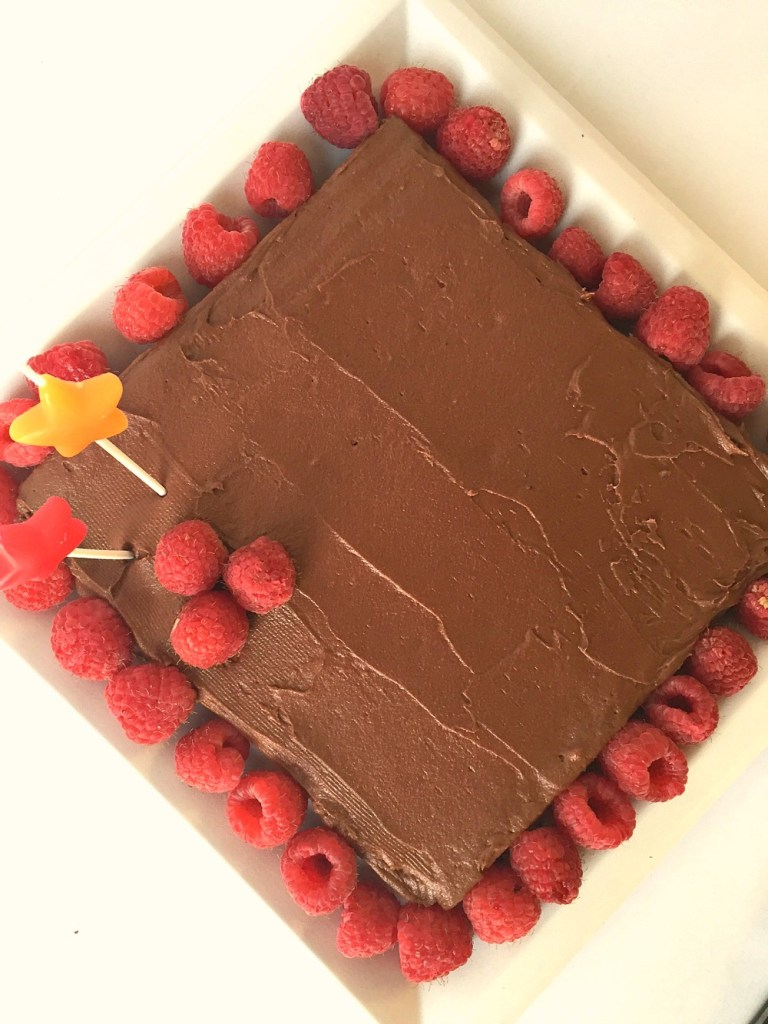 GF Chocolate Matzah Cake 2