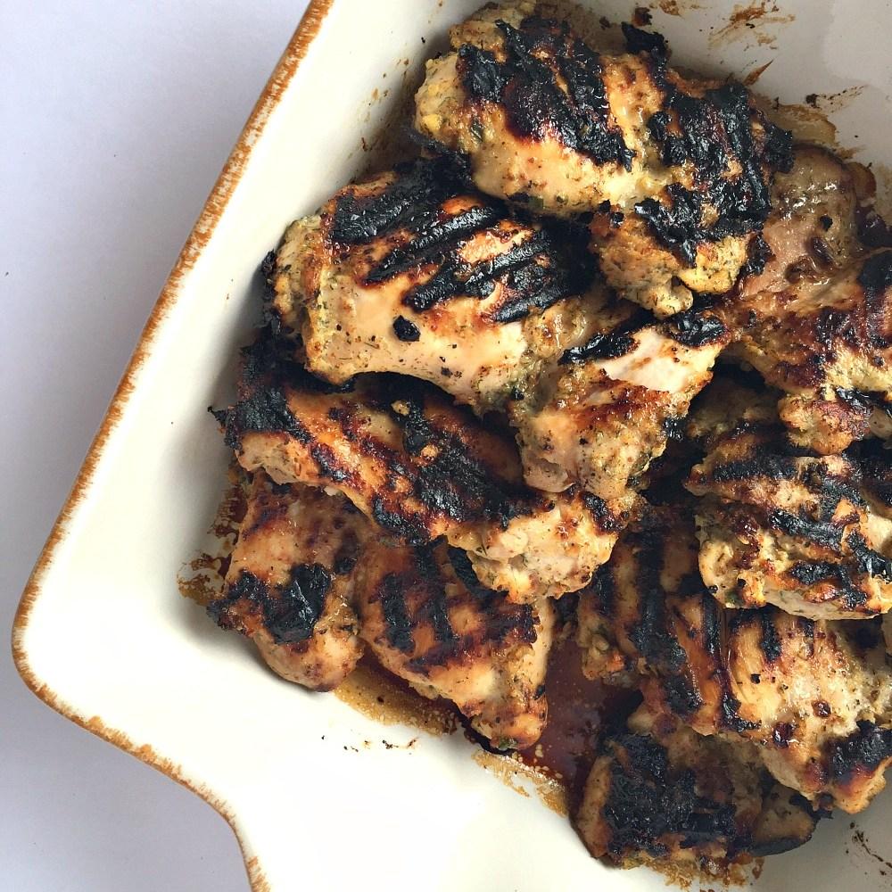Dijon Honey Chicken Thighs 1