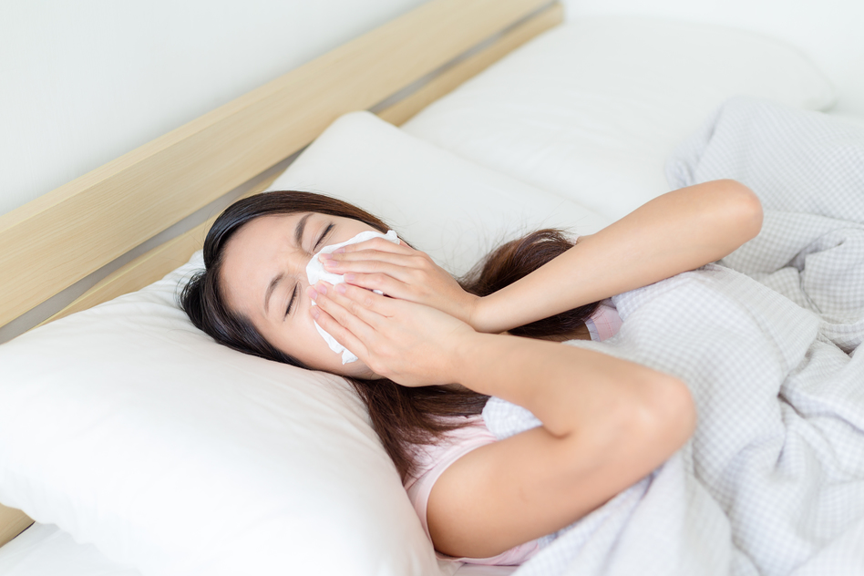 Naturally treating sinus infection