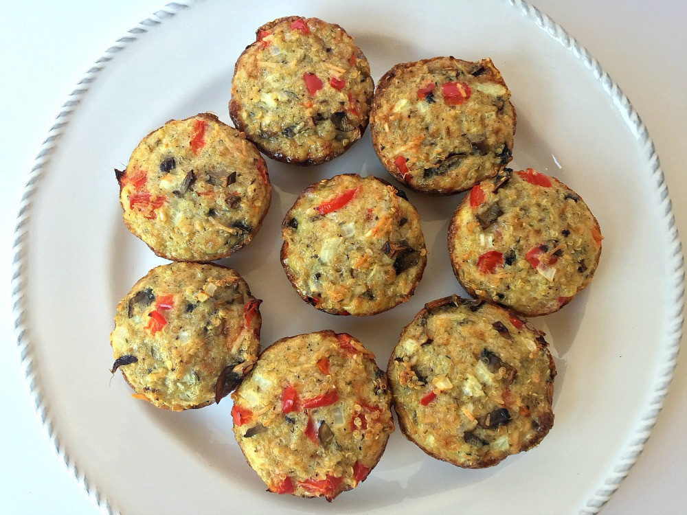 Egg & Quinoa Muffins 2