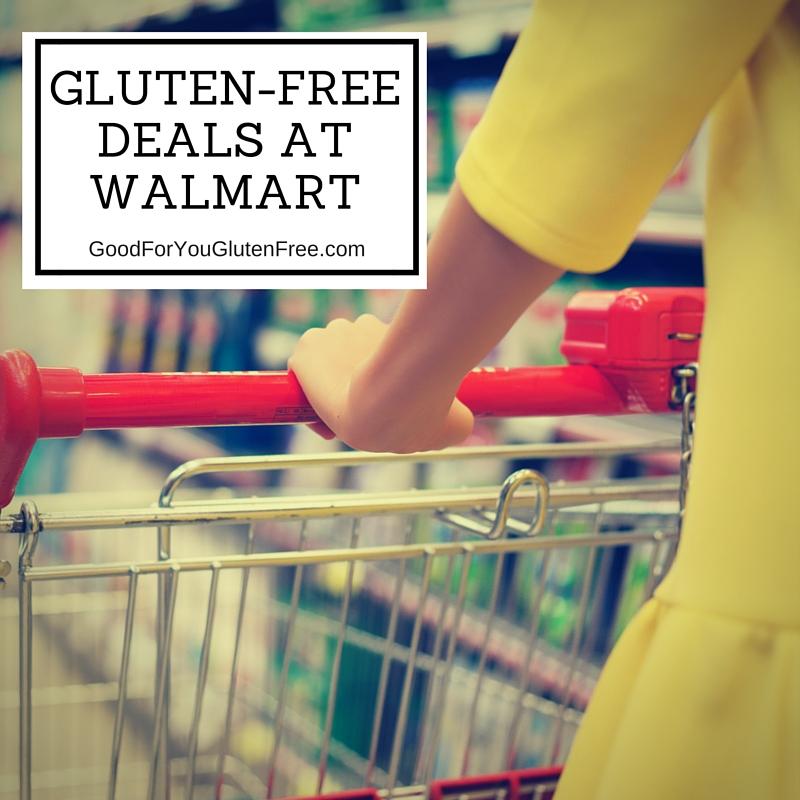 Amazing Gluten-Free Groceries at Walmart!