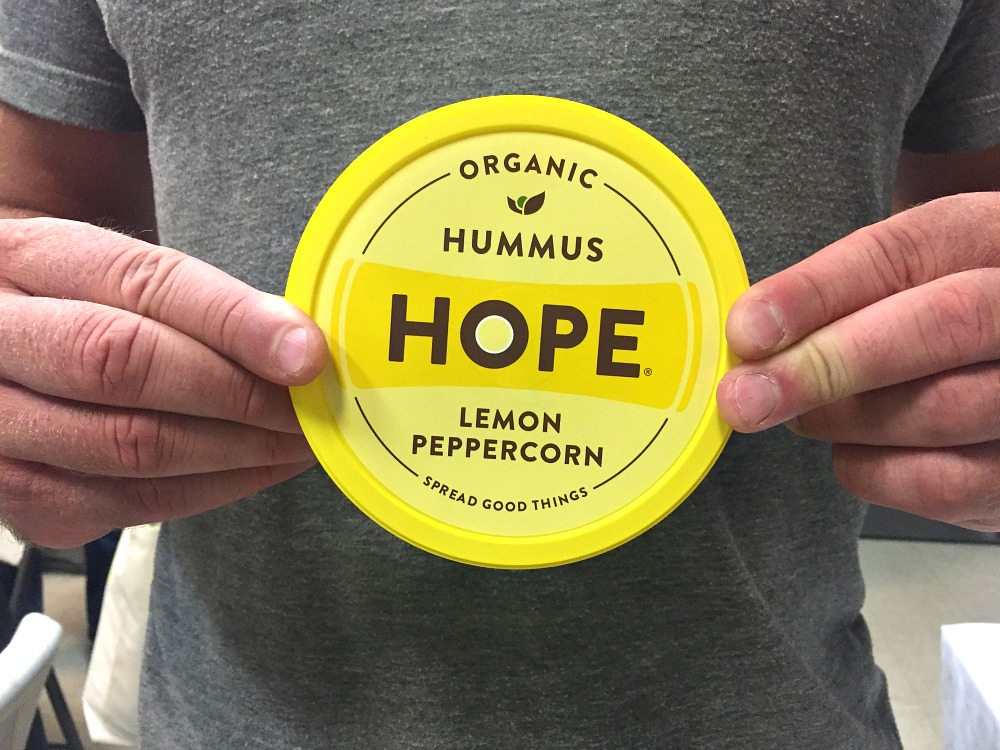 There's Hope for Tasty & Gluten-Free Hummus