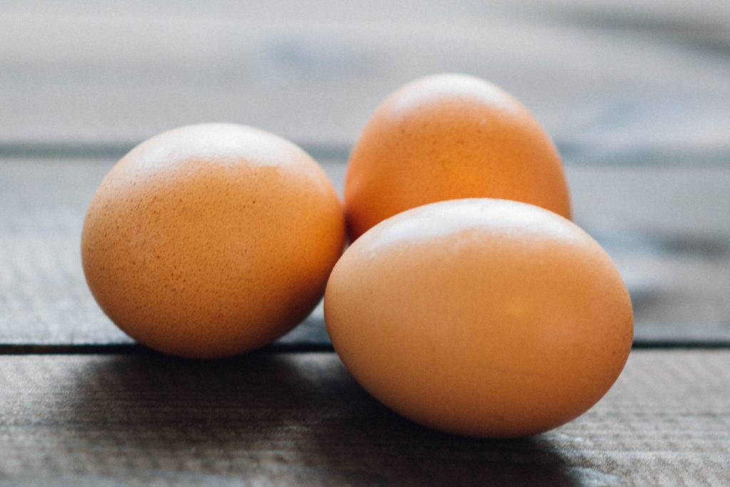 Naturally Gluten-Free Foods: Eggs