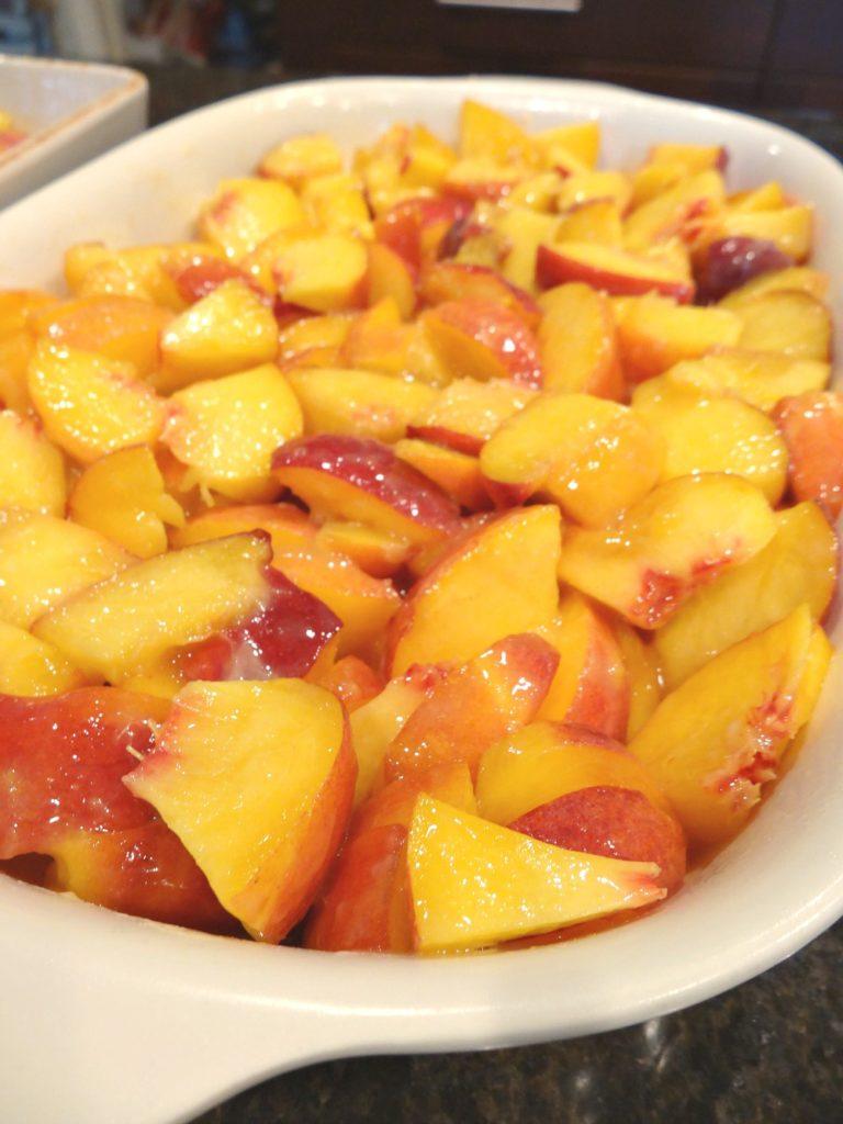 Gluten-Free Peach Crisp1