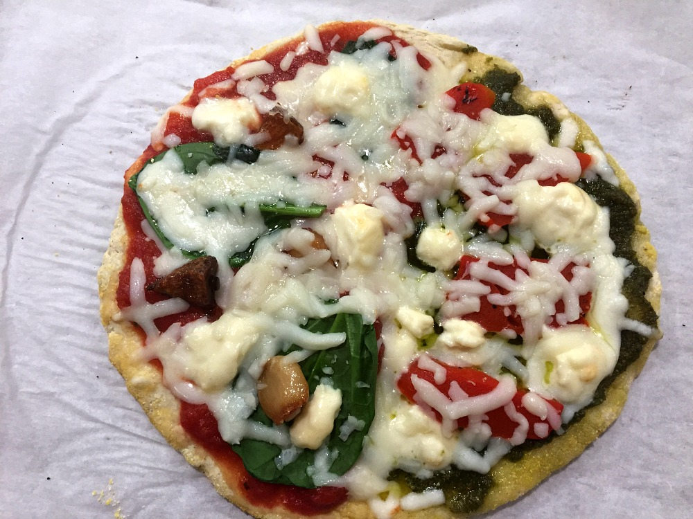 Learn to Make Easy Gluten-Free Pizza Dough