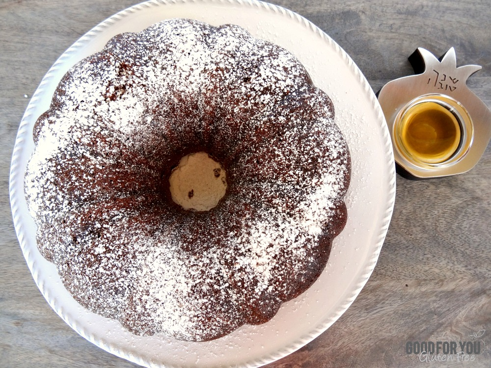 Gluten-Free Honey Cake for Rosh Hashanah1