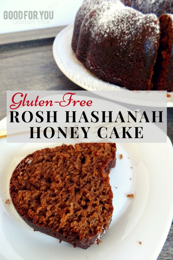 Gluten-Free honey cake for Rosh Hashanah 2