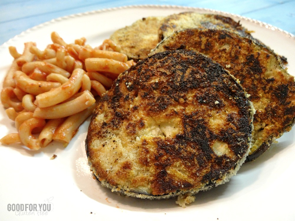 Gluten-Free Parmesan Fried Eggplant with Almond Flour Recipe 3
