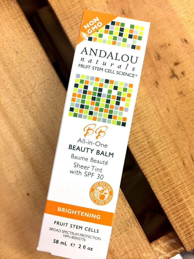 Sprouts Andalou Beauty Products