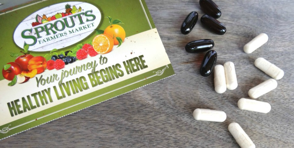 Stock Up at Sprouts Vitamin Extravaganza
