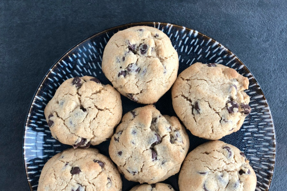7 Delicious Gluten-Free Chocolate Chip Cookie Recipes - header