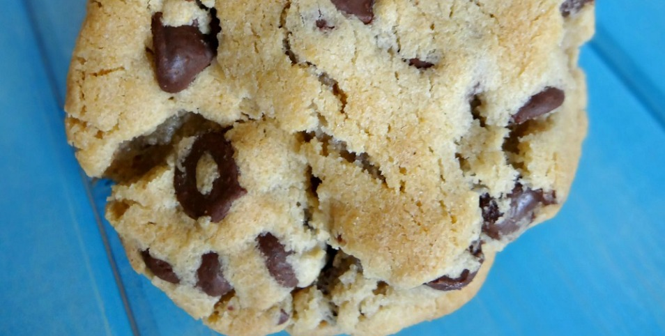 Old Fashioned Gluten-Free Chocolate Chip Cookies