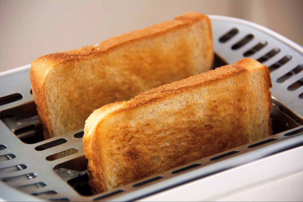 Gluten cross contamination in the toaster