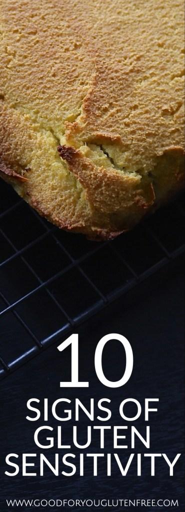 10 Gluten Sensitivity Symptoms - Good For You Gluten Free