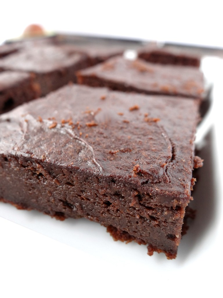 Gluten-Free Avocado Brownies 1
